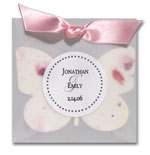 butterfly theme wedding favor accessories